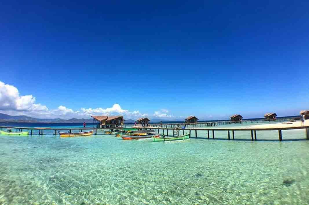 Tempat Wisata Gorontalo Terbaru 2018 Indah Panti Pulau Cinta Pantai