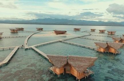 Wisata Gorontalo Rekan Selanjutnya Objek Pantai Pulau Cinta Berlokasi Kab