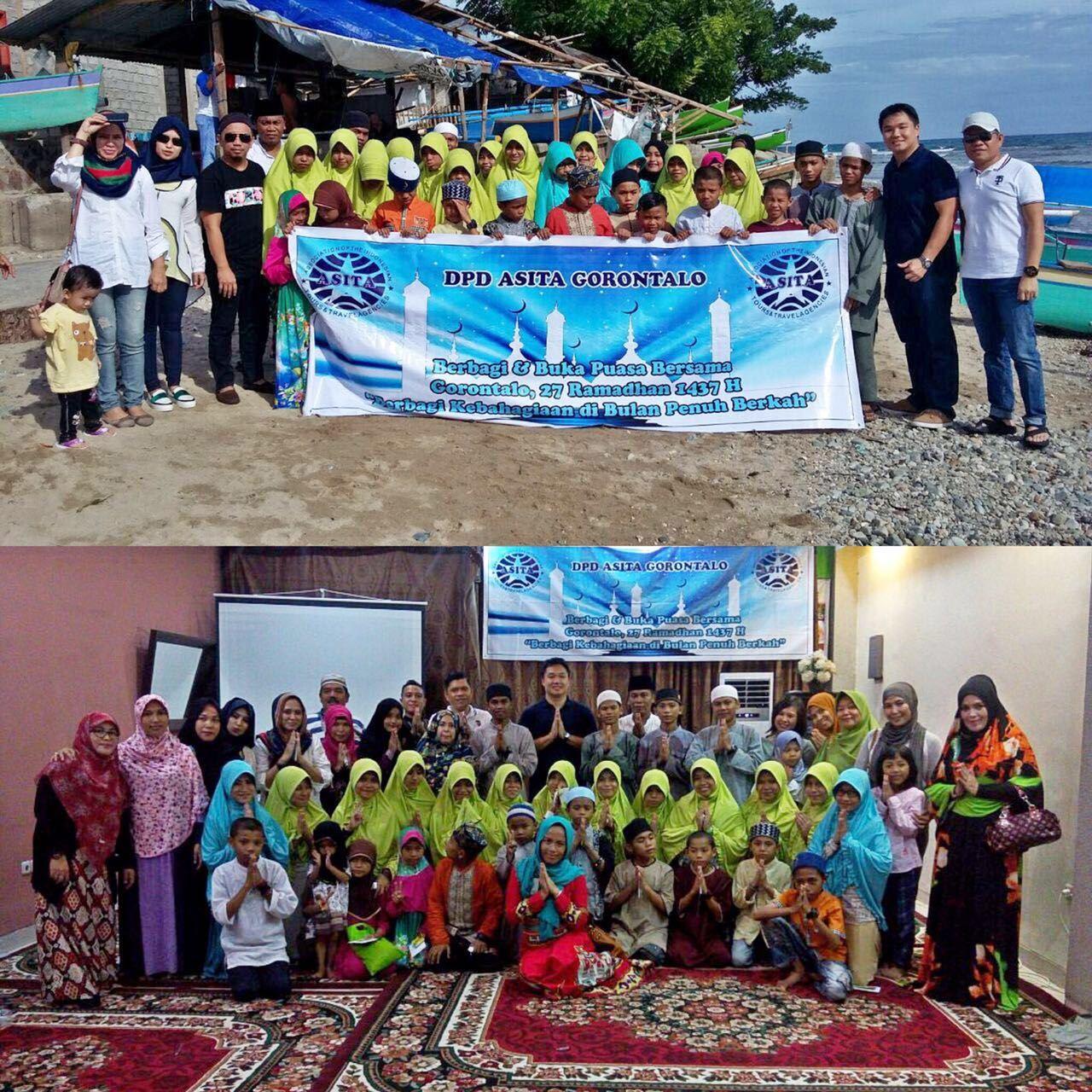 Asita Ajak Anak Mengenal Wisata Hiu Paus Pesona Gorontalo Desa