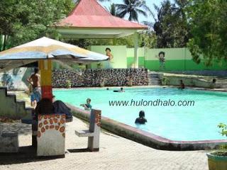 Blogwelcome Objek Wisata Taluhu Barakati Terletak Desa Kecamatan Batudaa Kabupaten
