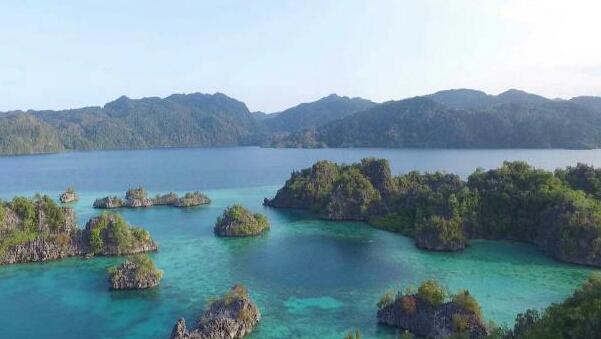 Desa Suku Bajo Traveling Sulawesi Kepulauan Togean Memiliki Sekitar 200