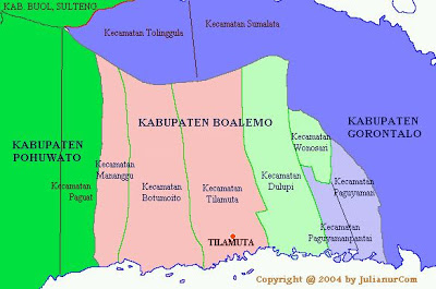 Info Gorontalo Profil Kabupaten Boalemo Wisata Desa Suku Bajo Kab