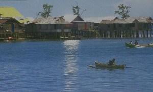 Menjaring Asa Desa Bajo Relawan Potlot Adventure 5 April 2009