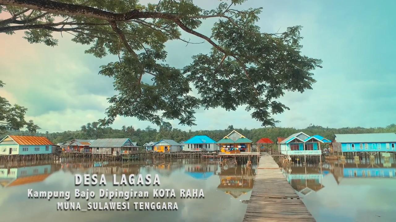 Muna Kapung Bajo Dipingiran Kota Raha Youtube Wisata Desa Suku