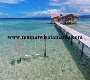 Pulau Cinta Gorontalo Pulo Boalemo Jadi Wisata Terbaik Desa Suku
