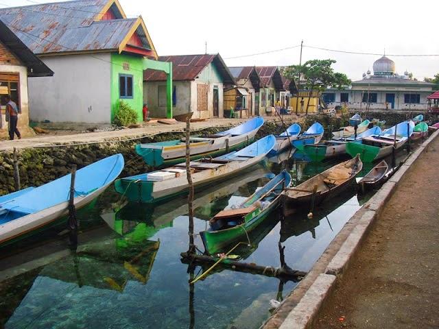 Suku Bajo Arsitektur Sosial Dream Er Walaupun Tersebar Pulau Sekitarnya