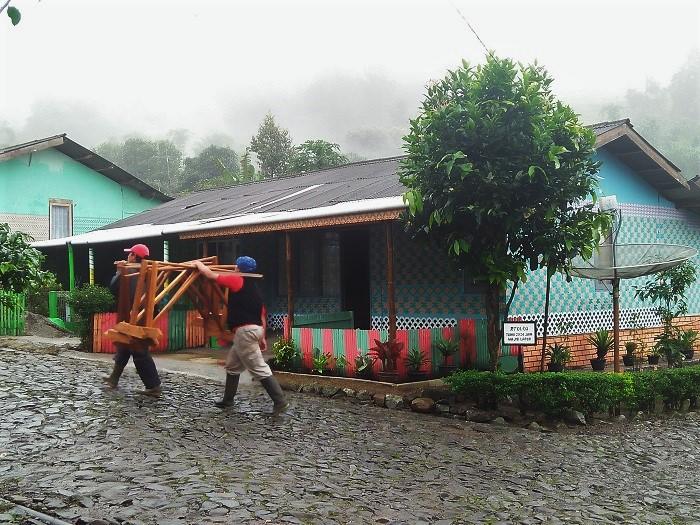 Kampung Batik Pertama Puncak Hadir Gunung Mas Agro Kab Bogor
