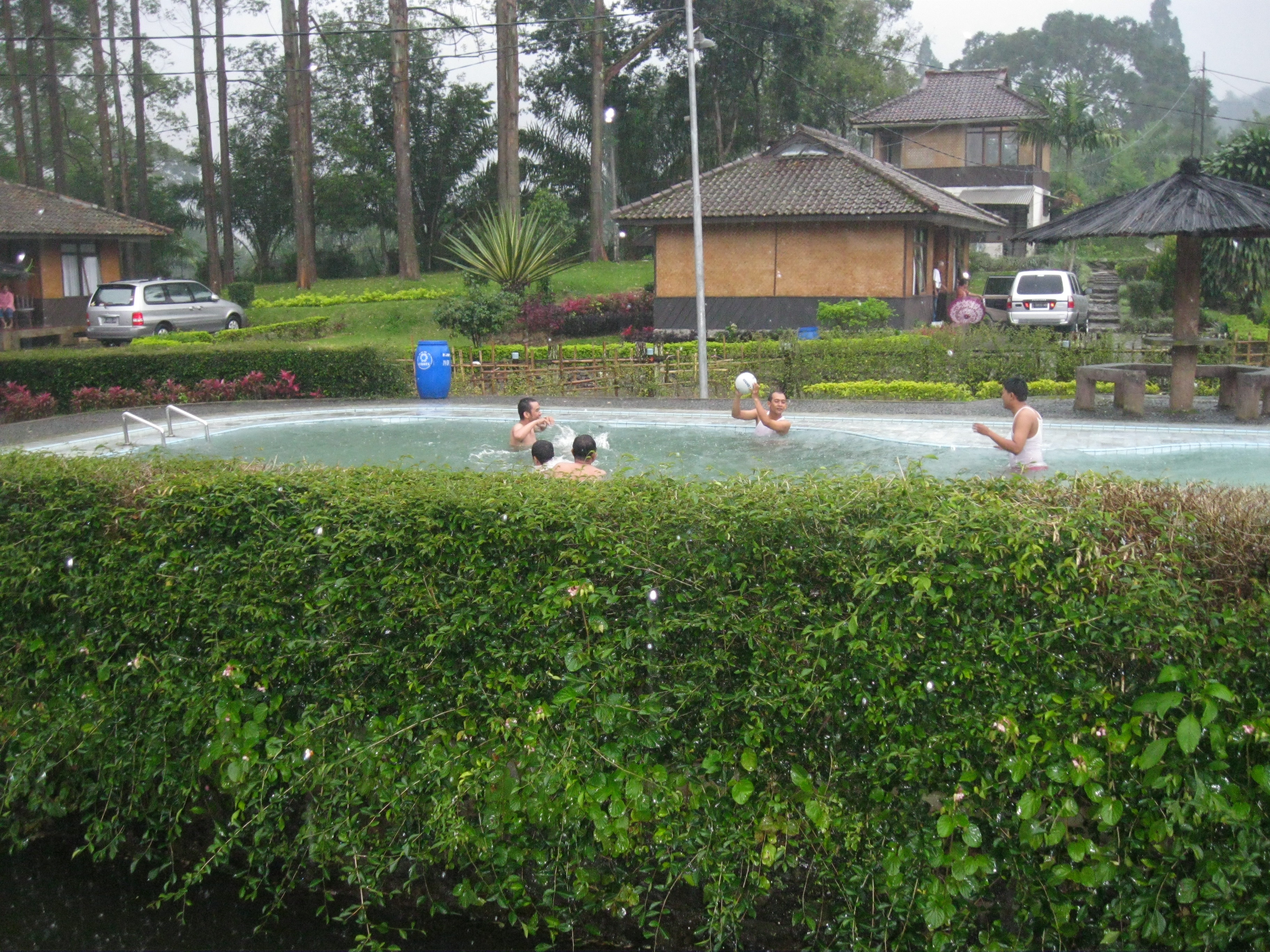 Wisata Alam Gunung Mas Petualang Kere Objek Agro Kab Bogor