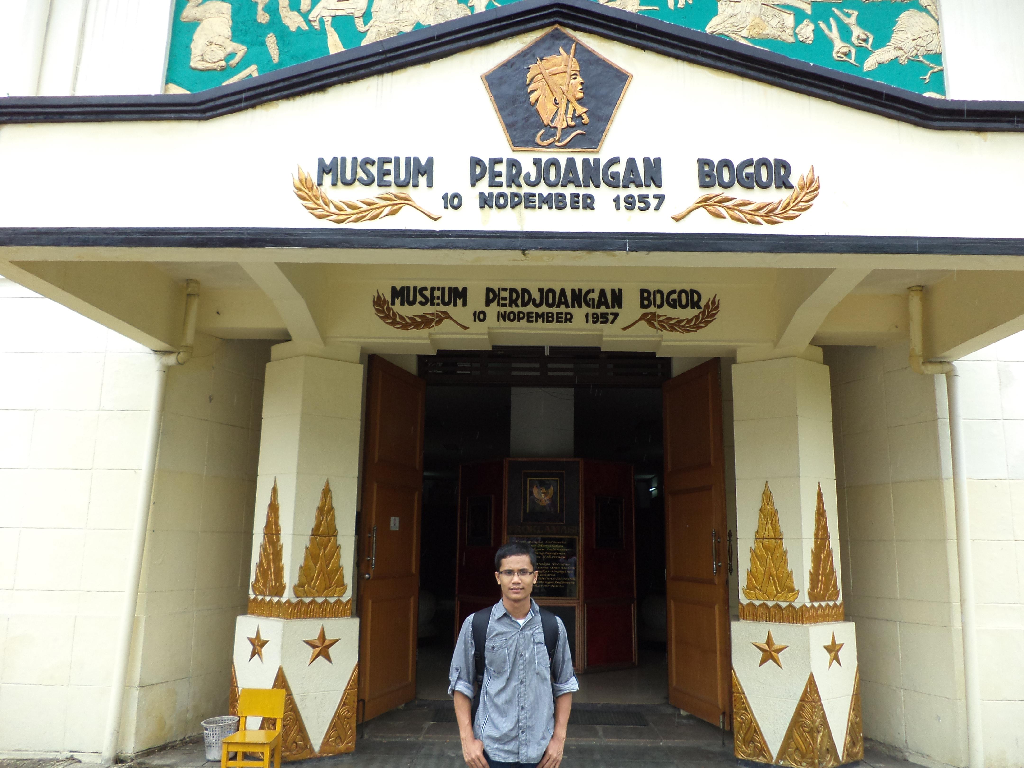 Berlibur Kota Bogor Bersejarah Cutatan Gun Museum Perjuangan Zoology Kab