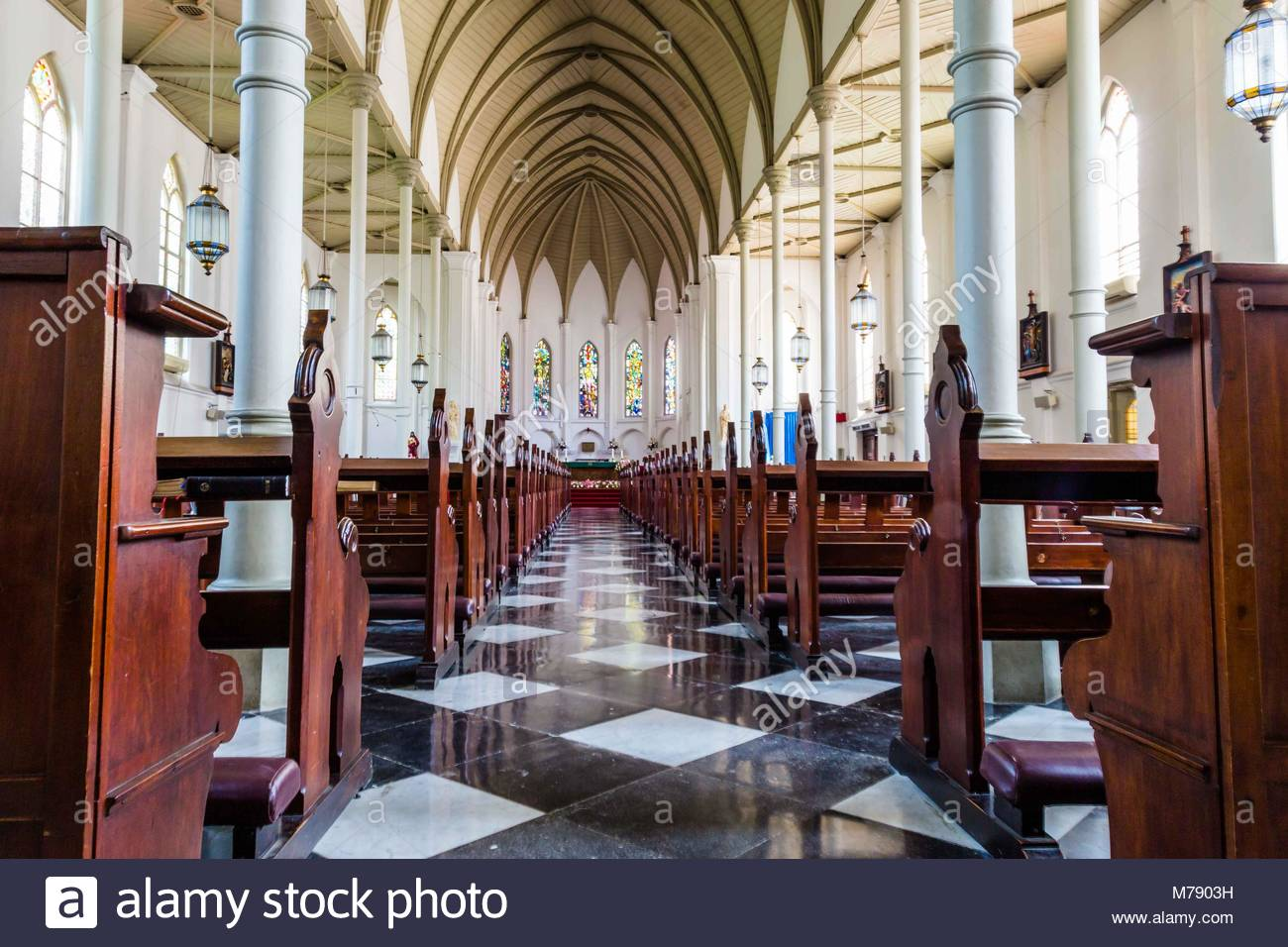 Bogor Indonesia Stock Photos Images Alamy Cathedral Image Zoology Museum