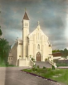 Bogor Wikipedia Cathedral Photo 1920 Zoology Museum Kab