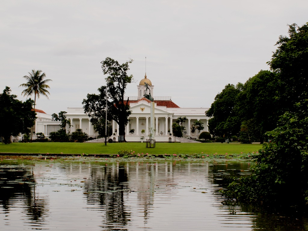 Tourisme World Indonesian Tourist Spots Botanical Garden Bogor West Java