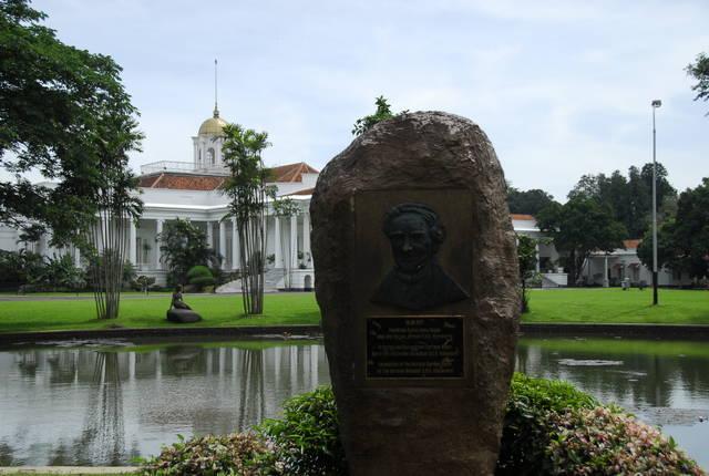 Wonderful Indonesia Bogor Botanical Gardens View Zoology Museum Kab