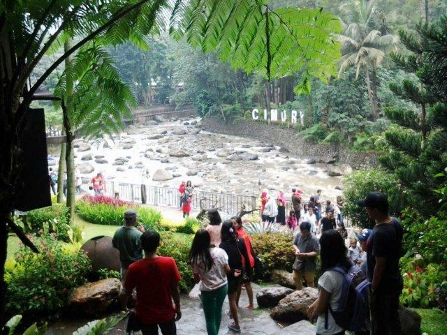 10 Wisata Edukasi Bogor Cocok Liburan Bersama Anak Cimory Riverside