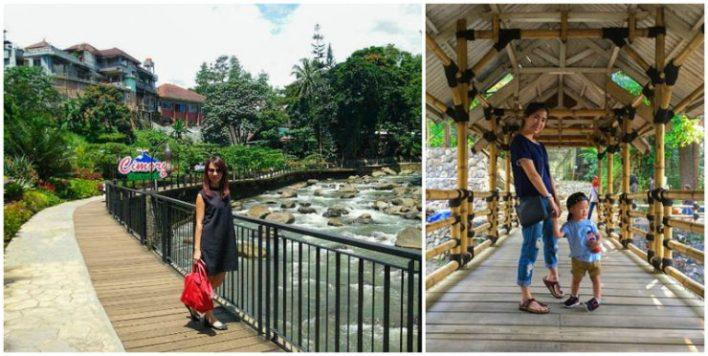 20 Tempat Wisata Anak Bogor Sabogor Menikmati Keindahan Sungai Riverwalk