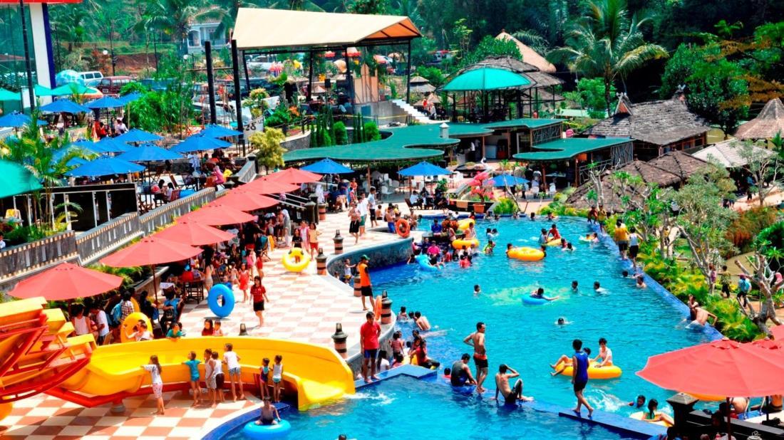 21 Pilihan Hotel Murah Puncak Tempat Wisata Bogor Cimory Riverside