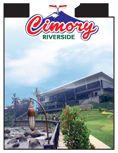 Cimory Riverside Kab Bogor