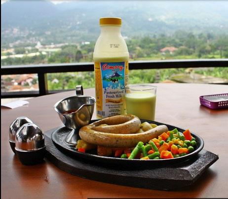 Menikmati Yogurt Cimory Bersama Keluarga Mountain View Harga Yoghurt Riverside