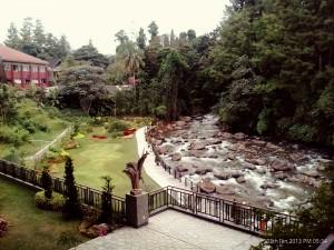 Menuju Cimory Riverside Kendaraan Umum Oleh Linda Patimasang Kab Bogor