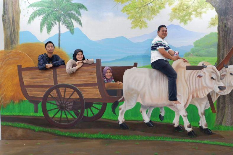 Museum Lulu Wahana Wisata Terbaru Cimory Riverside Bogor Biar Beda