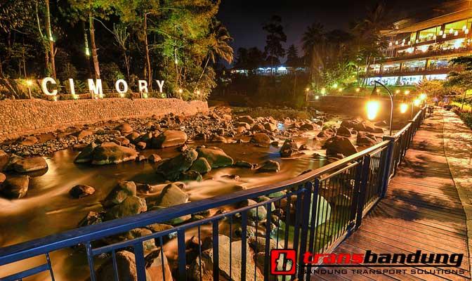 Nikmati Akhir Pekan Cimory Riverside Aneka Ragam Wisata Kab Bogor