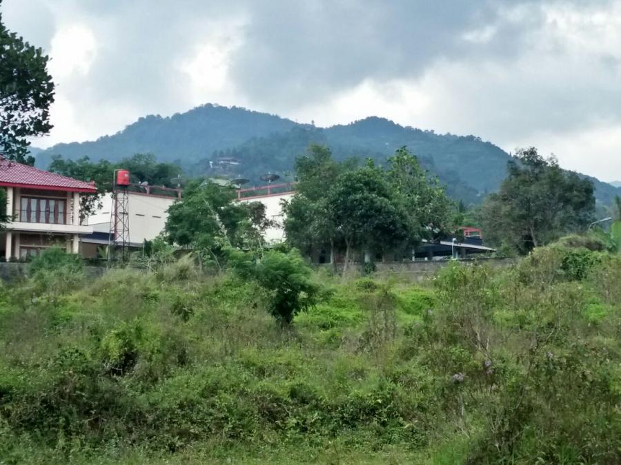 Tanah Dijual Jual 6100m2 Megamendung Puncak Dekat Cimori Riverside Cimory