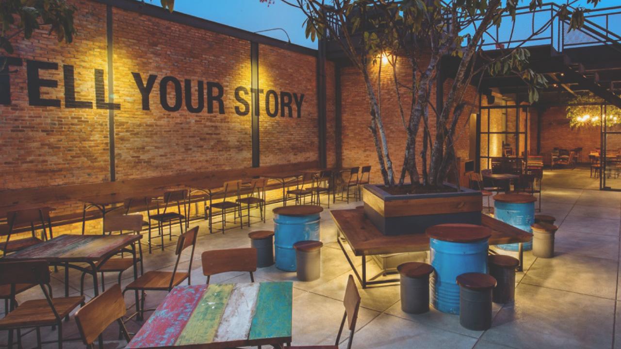Wisata Seni Budaya Kabupaten Bogor Habiskan Malam Rooftop Level 03