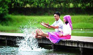 25 Tempat Prewedding Bogor Memikat Hits Kawasan Pengembangan Kebun Raya