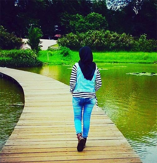 35 Tempat Wisata Bogor Terbaru Bagus Hits Anis Blog Danau
