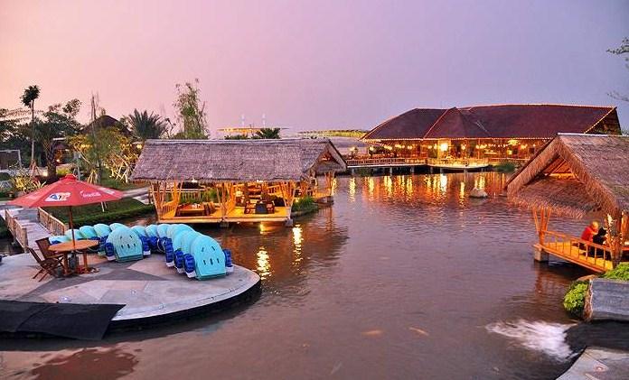 40 Tempat Wisata Bogor Populer Wajib Kunjungi Daftar Rumah Air