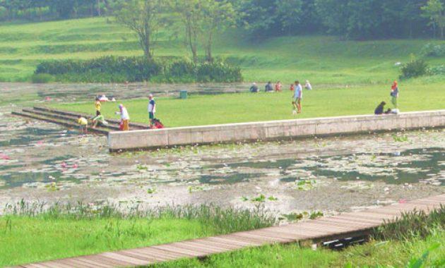 Danau Bogor Indah Portal Seputar Cimanggu Pacaran Dora Kab