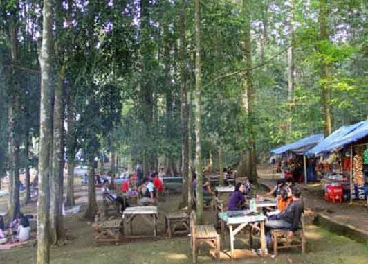 Danau Bogor Indah Portal Seputar Cimanggu Romantis Dora Kab