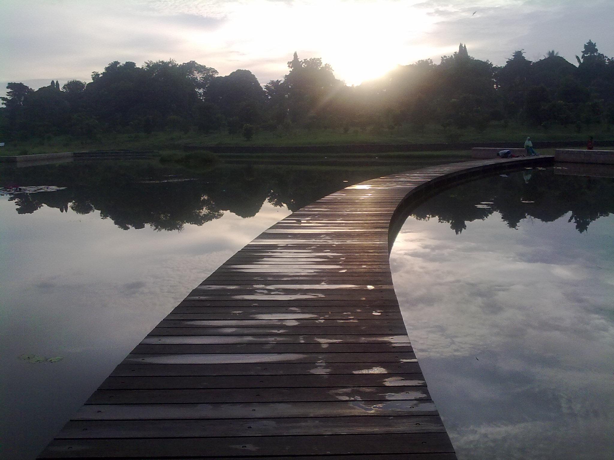 Danau Dora Catatan Cinta Sahaja Kab Bogor