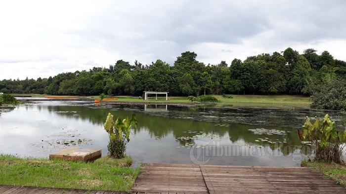 Danau Dora Ditutup Umum Warga Berharap Segera Kembali Dibuka Kab