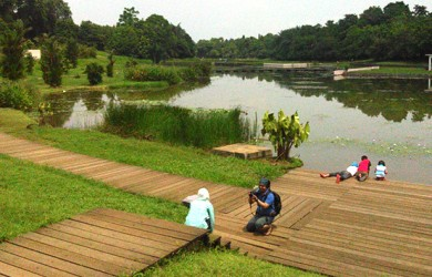 Danau Dora Ecopark Cibinong Kok Ditutup Pojokbogor Kab Bogor