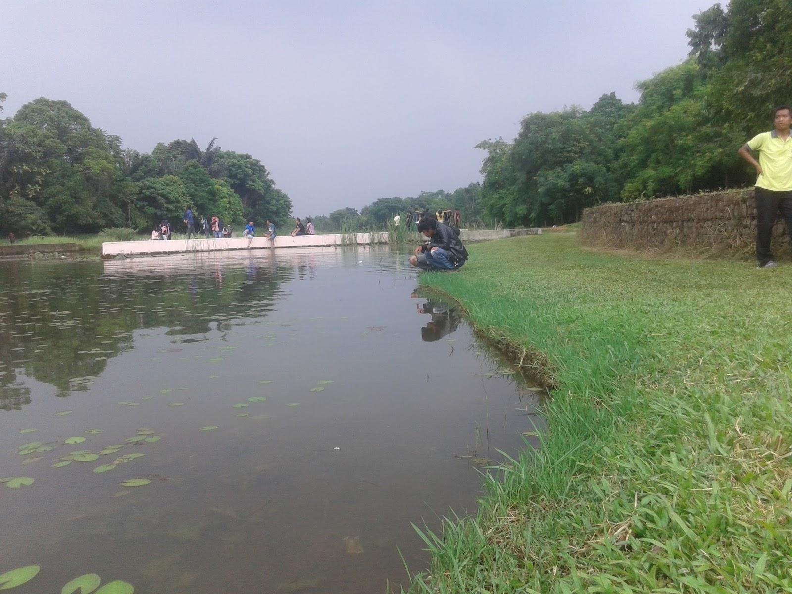 Danau Dora Lipi Cibinong Juma Travelist Foto Tentang Email Thisblogthis