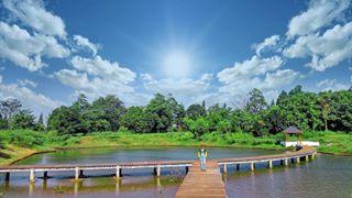 Indoflashlightbogor Instagram Posts Deskgram Eco Park Biasa Disebut Danau Dora