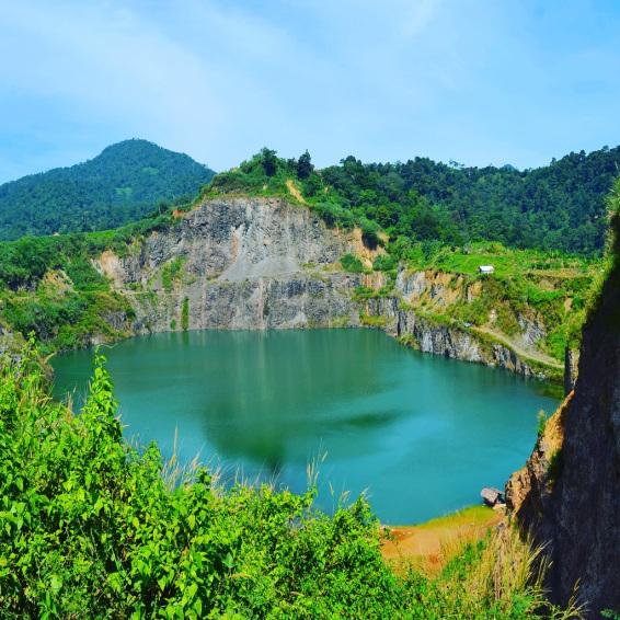 Seputar Bogor Danau Kota Quarry Jayamix Rumpin Dora Kab