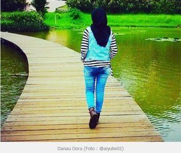 Tempat Wisata Bogor Terbaru Hits Danau Dora 2017 Kab
