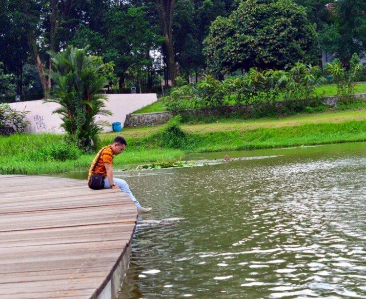 Wisata Danau Dora Eco Park Cibinong Jpg Resize 750 613