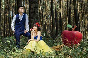 25 Tempat Prewedding Bogor Memikat Hits 1 Gunung Pancar Hutan