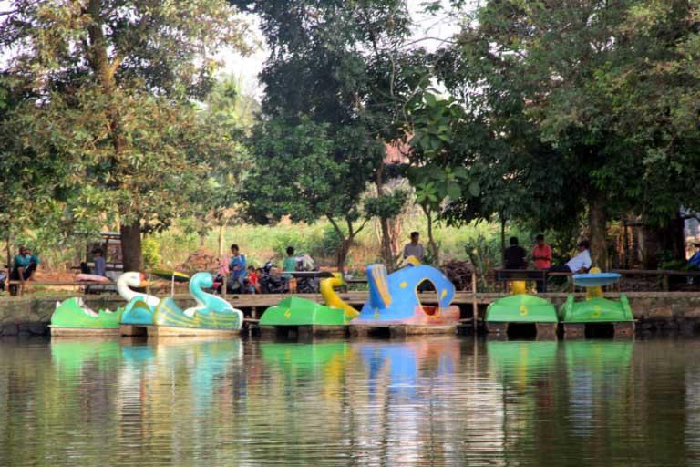Danau Gede Tempat Wisata Bogor Hutan Cifor Kab