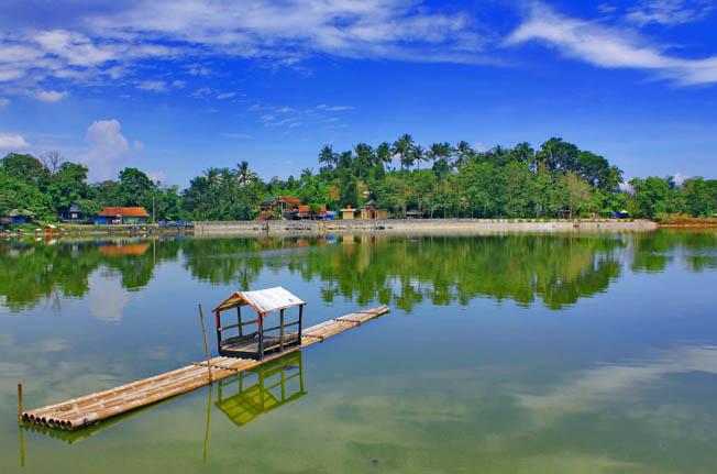 Danau Gede Tempat Wisata Bogor Nama Sebuah Kecil Setu Berarti
