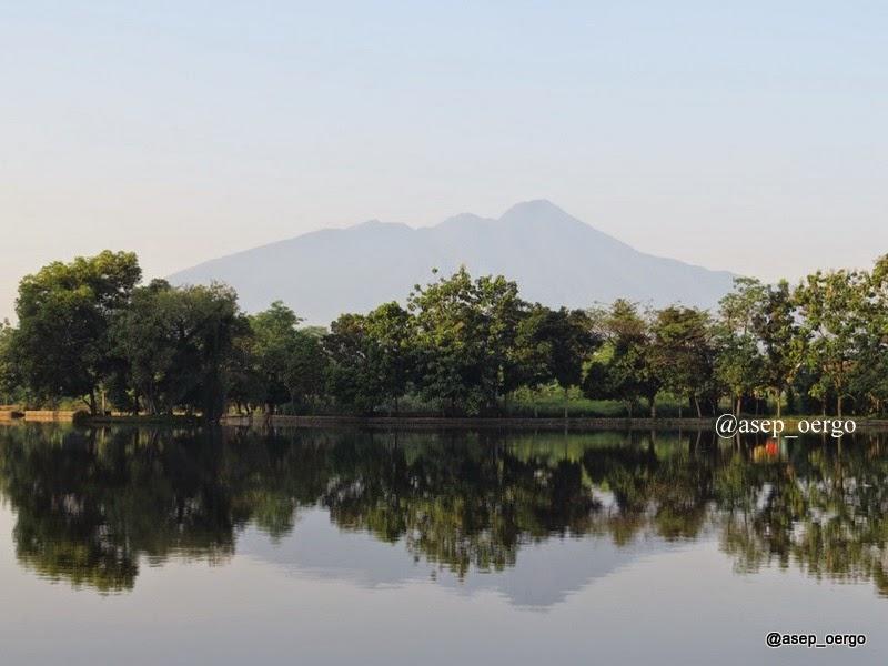 Traveling Keindahan Setu Gede Berada Dekat Perbatasan Kabupaten Bogor Waduk