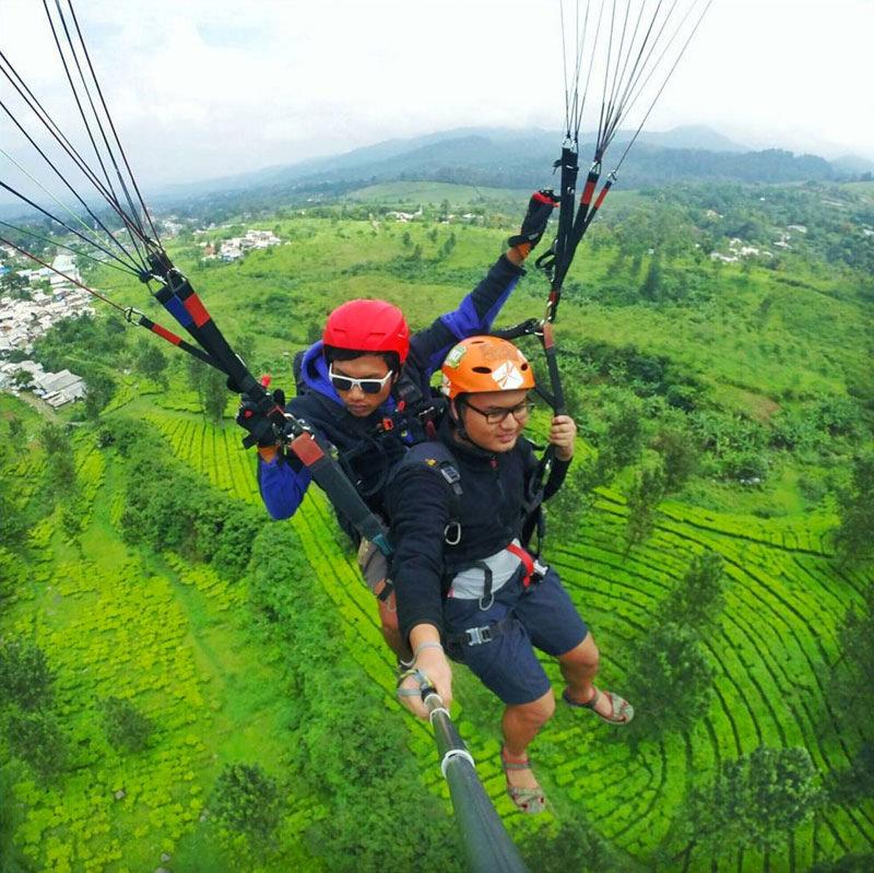 33 Extraordinary Bogor Puncak Knew Existed Professional Instructors Paraglide 15