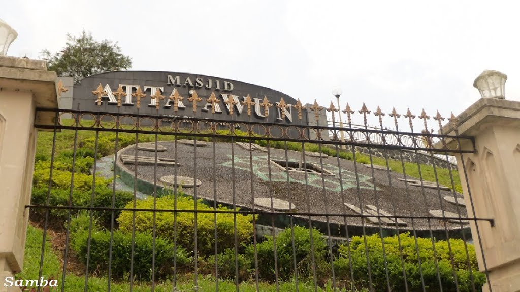 Mount Puncak Gunung Mas Paragliding Map Atta Awun Mosque 7