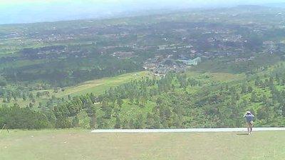 Mount Puncak Gunung Mas Paragliding Map Live Webcam Flying Site