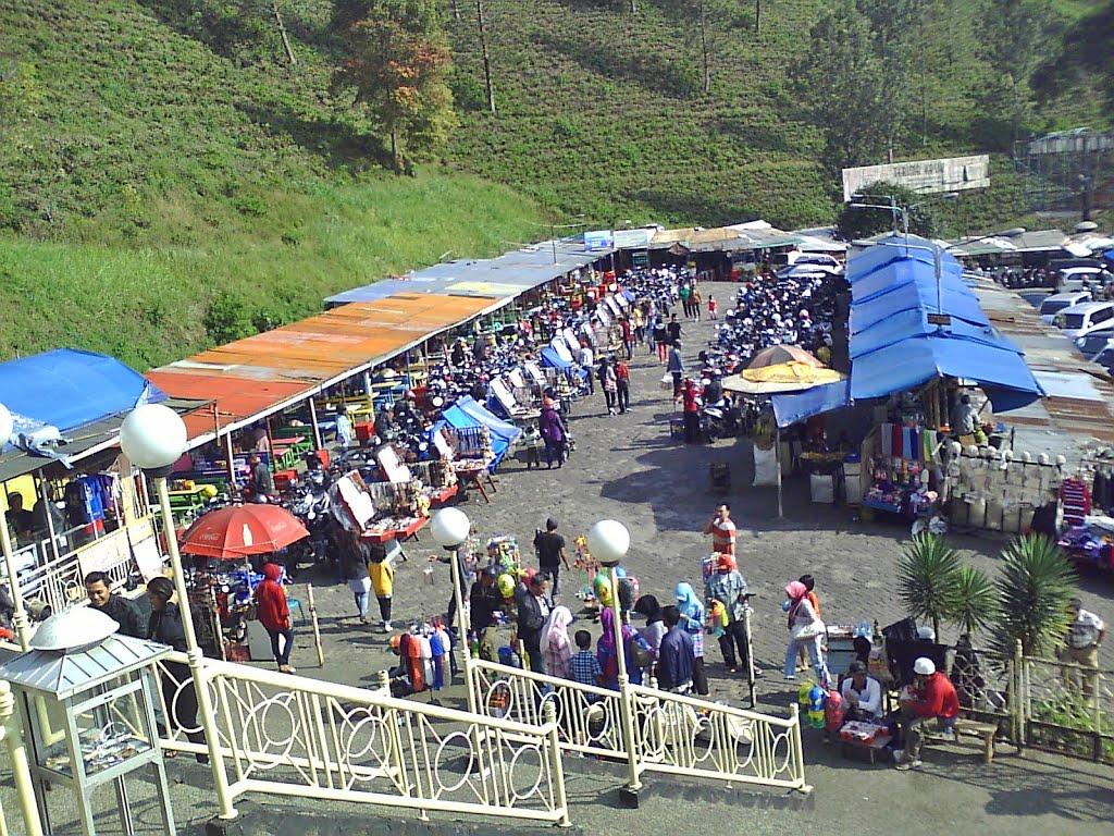 Mount Puncak Gunung Mas Paragliding Map Pedagang Wilayah Masjid Atta