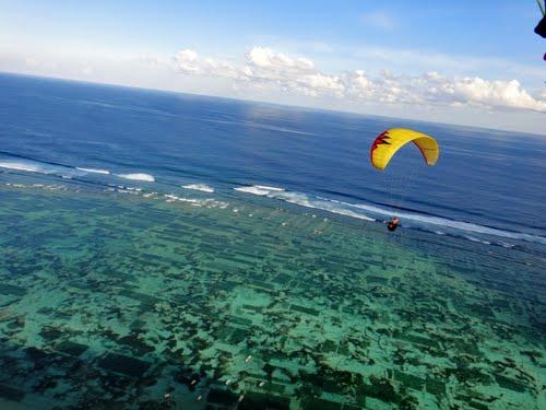 Paragliding Sites Indonesia Map Bali Fly Kab Bogor