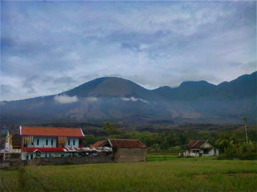 Paragliding Sites Indonesia Map Gunung Guntur Garut Fly Kab Bogor